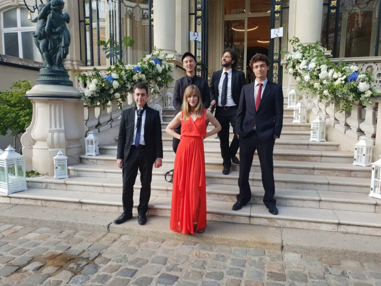 groupe jazz cocktail Paris