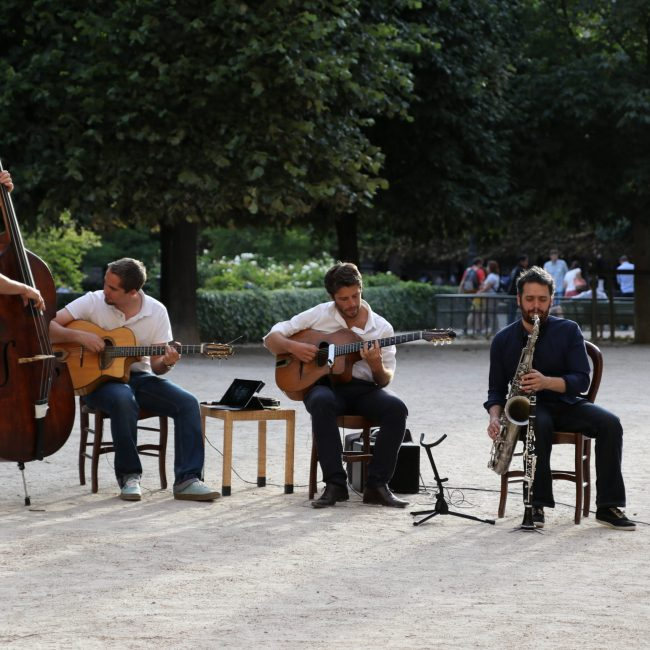 quartet-instrumental